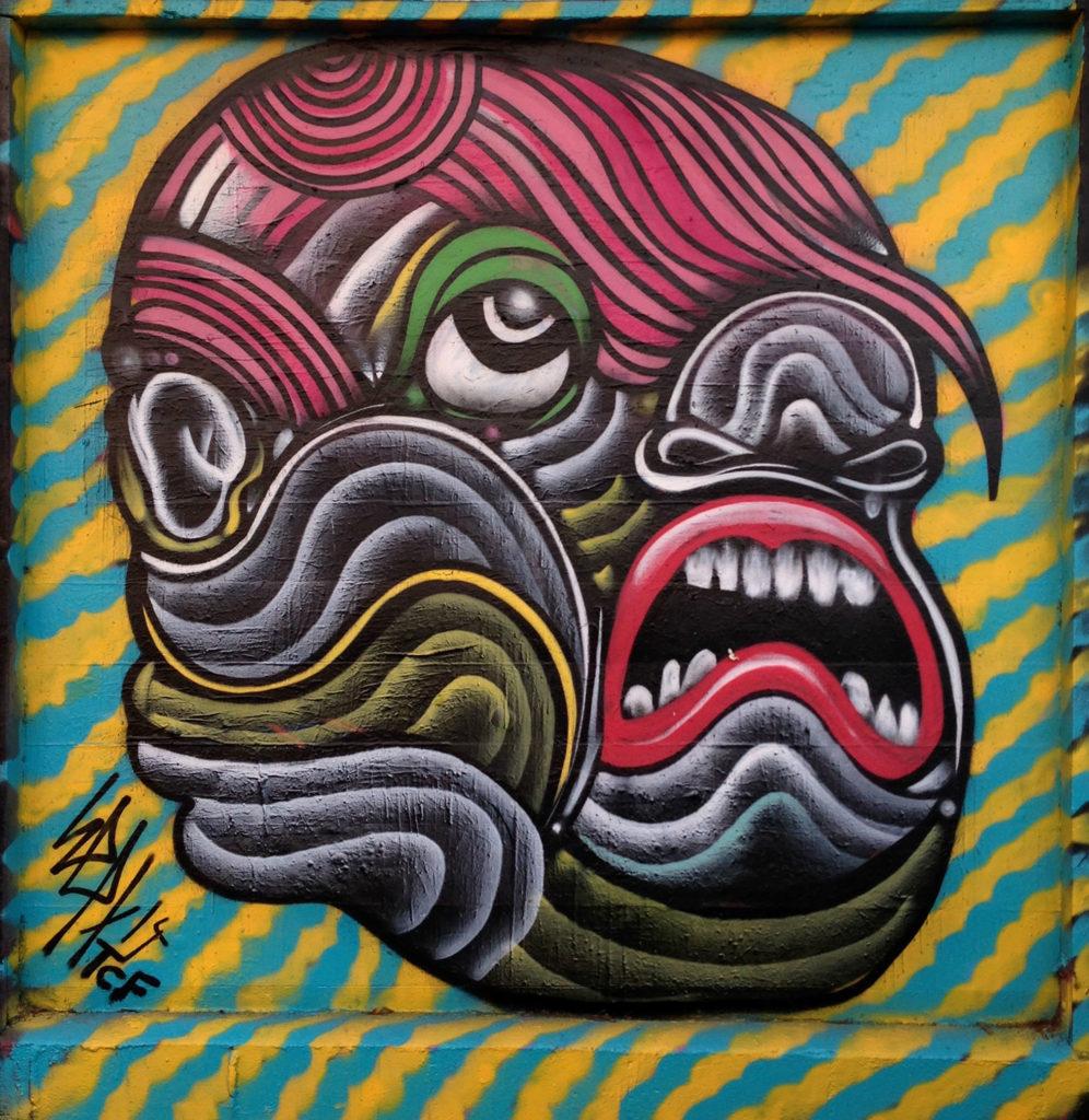 street art los angeles fameyard melrose sept @septerhed